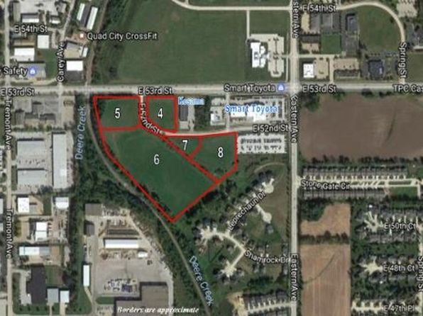 null bed null bath Vacant Land at 53RD St Davenport, IA, 52807 is for sale at 899k - 1 of 2