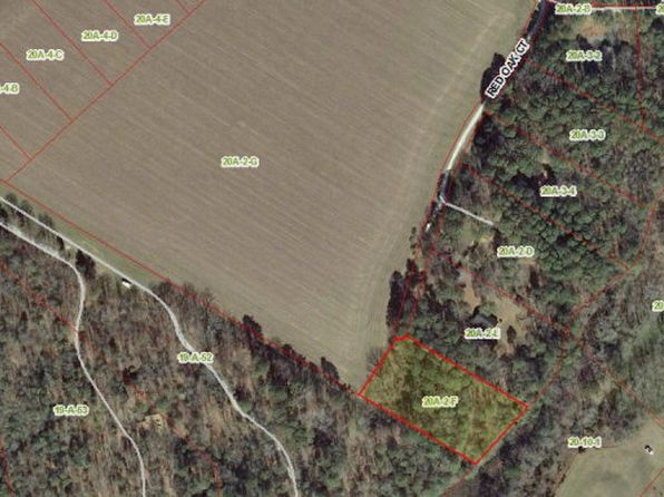 null bed null bath Vacant Land at 00 Red Oak Franktown, VA, 23354 is for sale at 32k - google static map