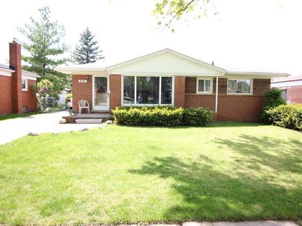 3 bed 2 bath Single Family at 1814 Woodside St Trenton, MI, 48183 is for sale at 160k - 1 of 54