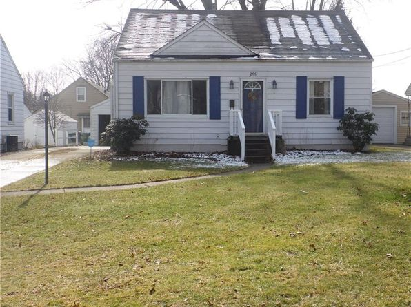 4 bed 1 bath Single Family at 266 Maplecrest St SW North Canton, OH, 44720 is for sale at 112k - 1 of 32