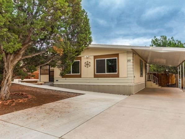 2 bed 2 bath Mobile / Manufactured at 20 MONTE VISTA LN SEDONA, AZ, 86336 is for sale at 225k - 1 of 21