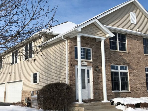 3 bed 2 bath Townhouse at 509 N Charles St Cortland, IL, 60112 is for sale at 125k - 1 of 11
