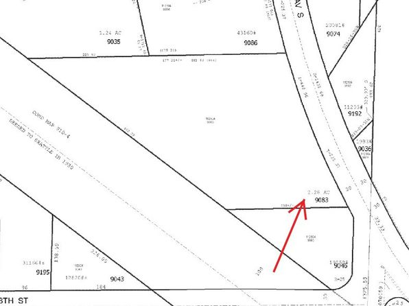 null bed null bath Vacant Land at 11700 68th Ave S Seattle, WA, 98178 is for sale at 750k - 1 of 4