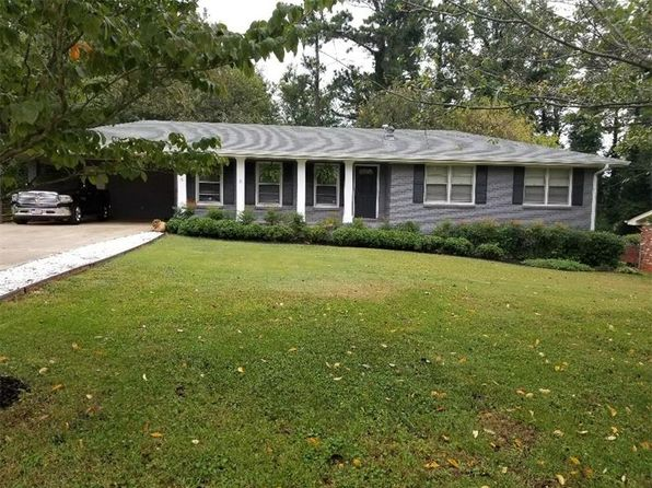 4 bed 2 bath Single Family at 1154 Pair Rd SW Marietta, GA, 30060 is for sale at 197k - 1 of 20