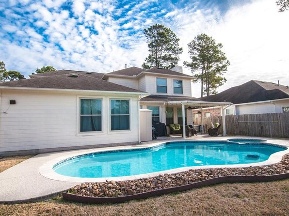 4 bed 3 bath Single Family at 23807 Spring Way Dr Spring, TX, 77373 is for sale at 222k - 1 of 33