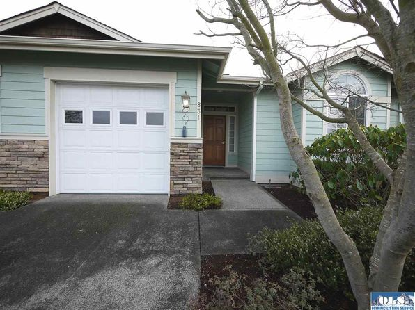 2 bed 2 bath Townhouse at 831 E Cedar St Sequim, WA, 98382 is for sale at 229k - 1 of 13