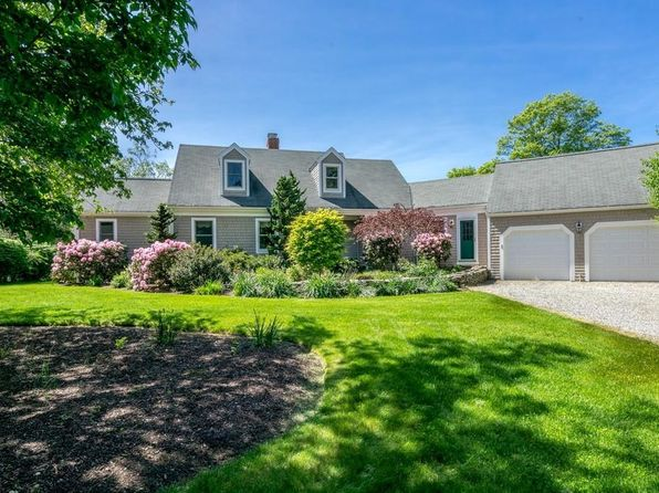 4 bed 2.5 bath Single Family at 49 Bullivant Farm Rd Marion, MA, 02738 is for sale at 575k - 1 of 16
