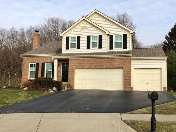 3 bed 3.5 bath Single Family at 164 Rivers Edge Way Gahanna, OH, 43230 is for sale at 345k - google static map