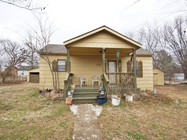 1 bed 2 bath Single Family at 214 N Jackson St Fort Gibson, OK, 74434 is for sale at 50k - 1 of 34