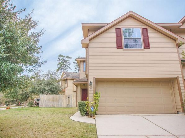 3 bed 3 bath Townhouse at 99 Gallery Cove Ct The Woodlands, TX, 77382 is for sale at 189k - 1 of 30