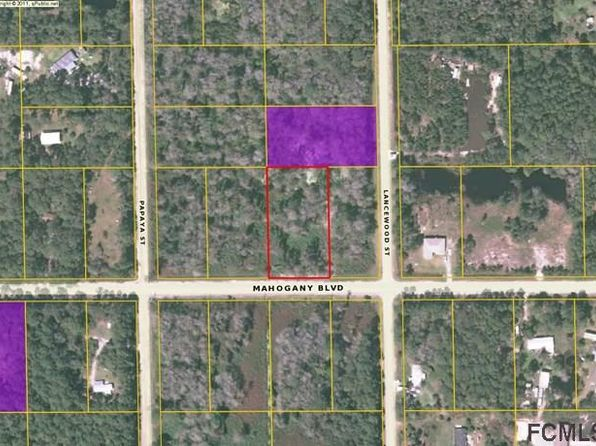 null bed null bath Vacant Land at 5014 MAHOGANY BLVD BUNNELL, FL, 32110 is for sale at 11k - google static map