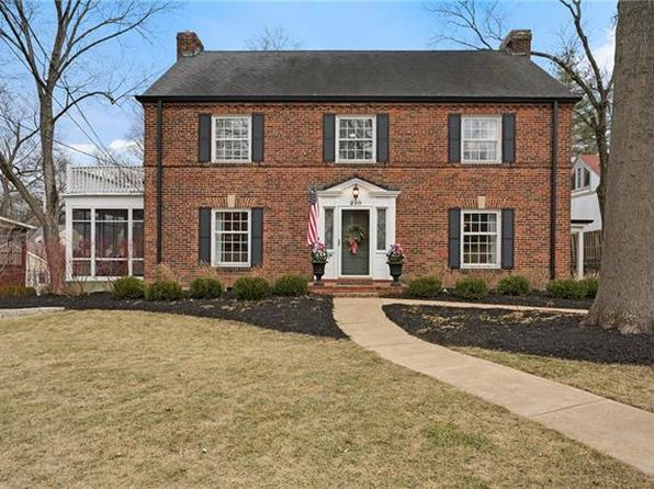 4 bed 4 bath Single Family at 210 PARKLAND AVE SAINT LOUIS, MO, 63122 is for sale at 865k - 1 of 33