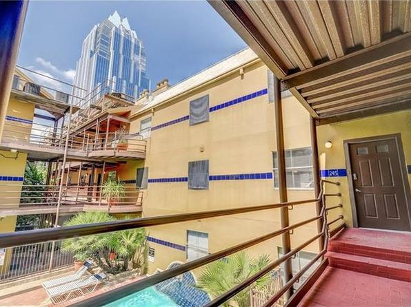 1 bed 1 bath Condo at 201 E 4th St Austin, TX, 78701 is for sale at 370k - 1 of 22