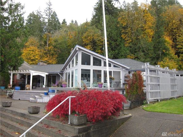 3 bed 2 bath Single Family at 16451 E State Route 106 Belfair, WA, 98528 is for sale at 700k - 1 of 24