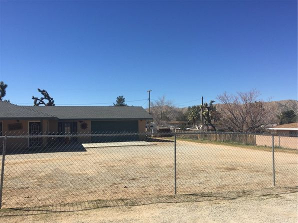 3 bed 2 bath Single Family at 7636 Cherokee Trl Yucca Valley, CA, 92284 is for sale at 170k - 1 of 17