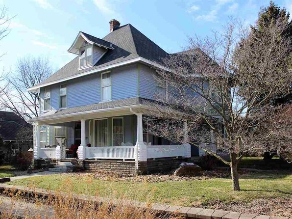 4 bed 2 bath Single Family at 608 E 6th St Fowler, IN, 47944 is for sale at 125k - 1 of 25