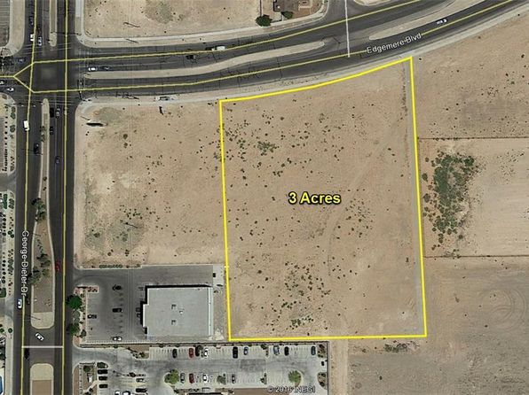 null bed null bath Vacant Land at 11324 Edgemere Blvd El Paso, TX, 79936 is for sale at 908k - 1 of 4