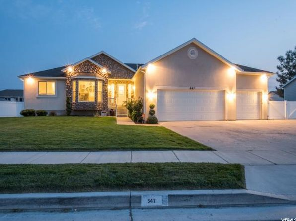 5 bed 3.5 bath Single Family at 647 W Dwayne Dr Lehi, UT, 84043 is for sale at 415k - 1 of 50