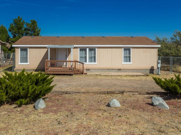 3 bed 2 bath Mobile / Manufactured at 19964 E Stagecoach Trl Mayer, AZ, 86333 is for sale at 117k - 1 of 25