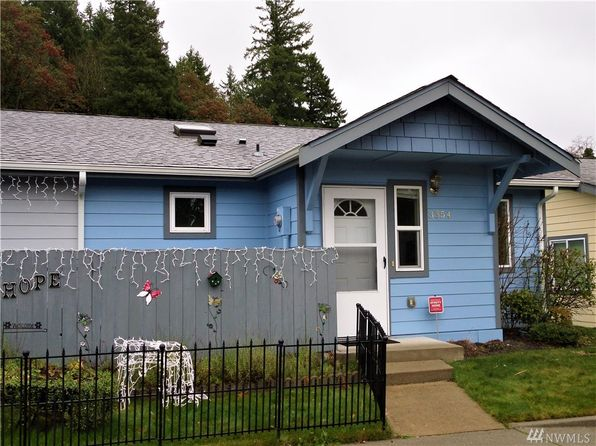 2 bed 1 bath Single Family at 3354 New Hope Cir Bremerton, WA, 98312 is for sale at 159k - 1 of 6