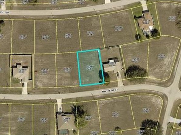 null bed null bath Vacant Land at 625 NW 28TH ST CAPE CORAL, FL, 33993 is for sale at 9k - google static map
