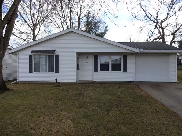 3 bed 1 bath Single Family at 2313 Rainbow Ave Bloomington, IL, 61704 is for sale at 120k - 1 of 14