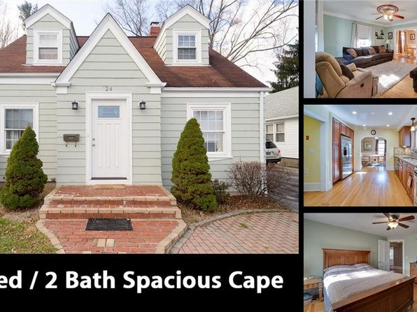 4 bed 2 bath Single Family at 24 Serrel Sweet Rd Johnston, RI, 02919 is for sale at 210k - 1 of 30