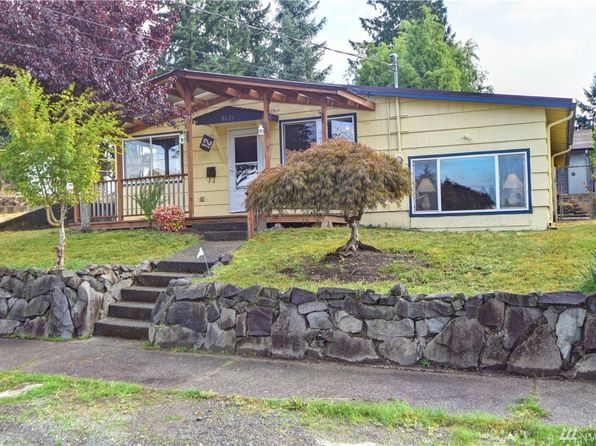 4 bed 1.75 bath Single Family at 8625 S G St Tacoma, WA, 98444 is for sale at 270k - 1 of 24