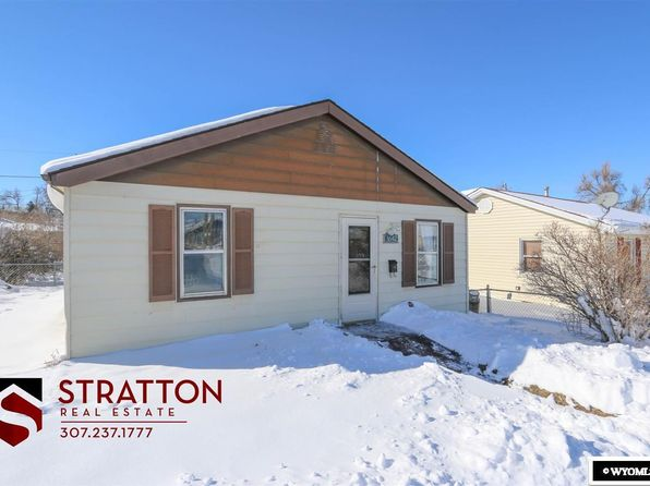 2 bed 1 bath Single Family at 1642 S Jackson St Casper, WY, 82601 is for sale at 130k - 1 of 20