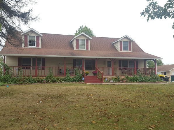 7 bed 3 bath Single Family at 6552 N 2300th St Paris, IL, 61944 is for sale at 195k - 1 of 24