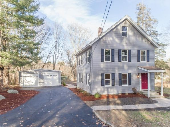 3 bed 2 bath Single Family at 33 MOUNT VERNON ST NORTH READING, MA, 01864 is for sale at 545k - 1 of 24