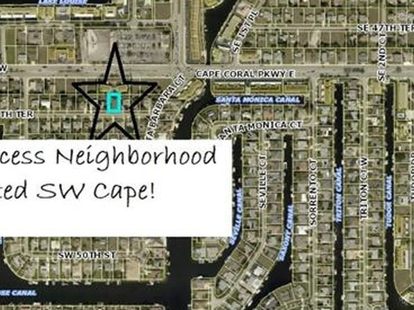null bed null bath Vacant Land at 133 SW 48TH TER CAPE CORAL, FL, 33914 is for sale at 42k - google static map