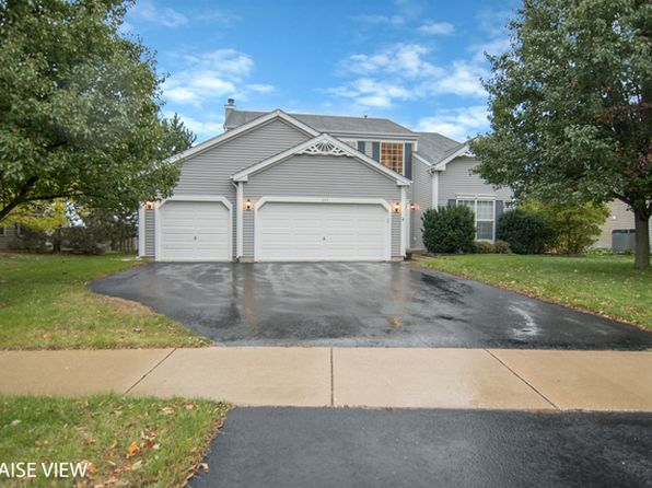 4 bed 3 bath Single Family at 624 Meadowsedge Ln Aurora, IL, 60506 is for sale at 270k - 1 of 28