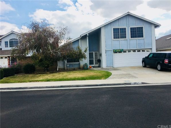 4 bed 2 bath Single Family at 286 Valverde Ave Brea, CA, 92821 is for sale at 680k - google static map