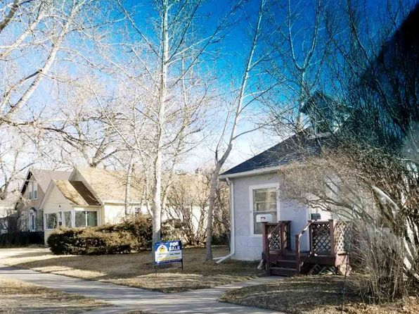 3 bed 1 bath Single Family at 1009 S 7th St Laramie, WY, 82070 is for sale at 152k - google static map