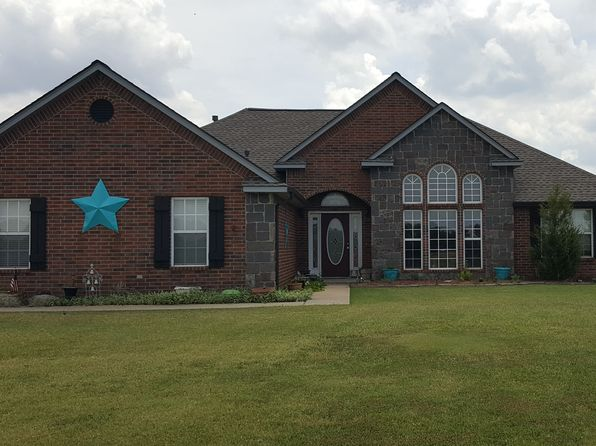 3 bed 2 bath Single Family at 1701 TYLER TER PRAGUE, OK, 74864 is for sale at 185k - 1 of 24