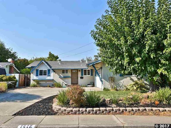 3 bed 1 bath Single Family at 1219 Cape Cod Way Concord, CA, 94521 is for sale at 469k - 1 of 20