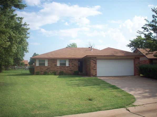 3 bed 2 bath Single Family at 5818 Red Rock Cir Enid, OK, 73703 is for sale at 111k - 1 of 8