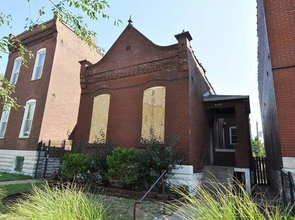 2 bed 1 bath Single Family at 4130 Oregon Ave Saint Louis, MO, 63118 is for sale at 15k - 1 of 23