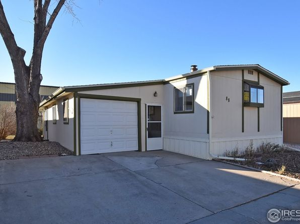 2 bed 1 bath Mobile / Manufactured at 1166 Madison Ave Loveland, CO, 80537 is for sale at 43k - 1 of 34