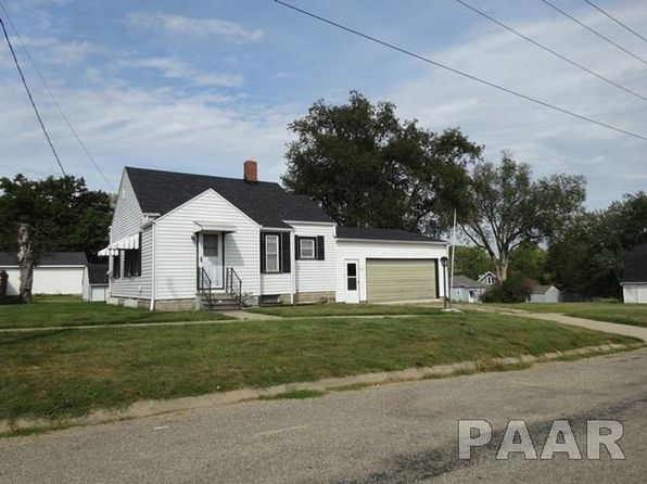 2 bed 2 bath Single Family at 215 E Hawthorne St Elmwood, IL, 61529 is for sale at 90k - 1 of 19