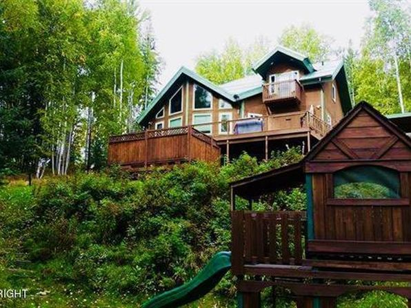 3 bed 3 bath Single Family at 253 Eagle Ridge Rd Fairbanks, AK, 99712 is for sale at 265k - 1 of 25