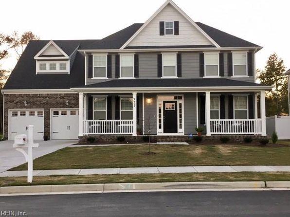 4 bed 3 bath Single Family at 949 Checkerspot Way Chesapeake, VA, 23323 is for sale at 388k - google static map