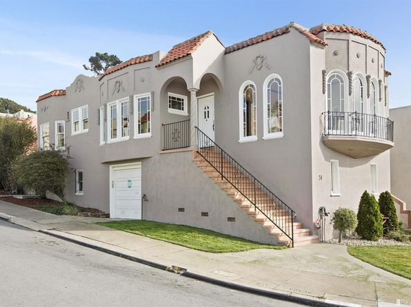 2 bed 1 bath Single Family at 51 Justin Dr San Francisco, CA, 94112 is for sale at 1.30m - 1 of 39