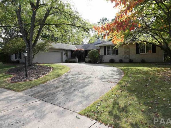 4 bed 4 bath Single Family at 609 W Brookforest Dr Peoria, IL, 61615 is for sale at 299k - 1 of 36