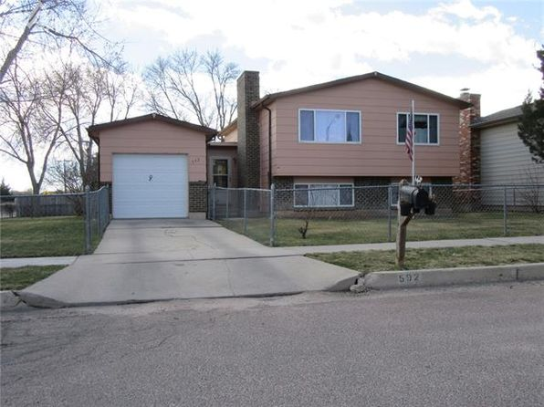 4 bed 2 bath Single Family at 592 Corte Sol Fountain, CO, 80817 is for sale at 235k - google static map