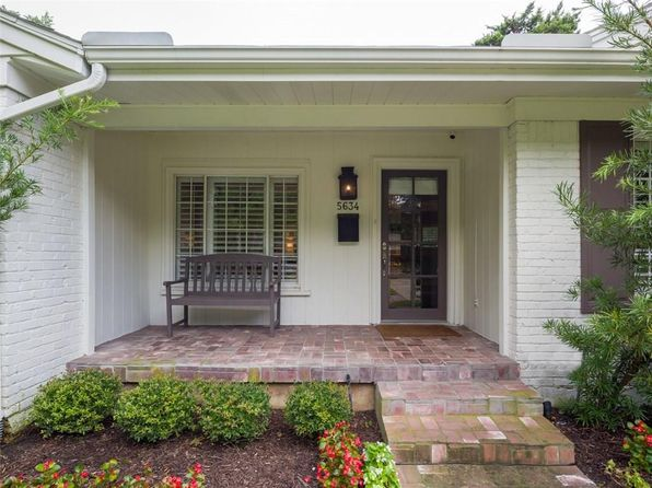 3 bed 2 bath Single Family at 5634 W Amherst Ave Dallas, TX, 75209 is for sale at 775k - 1 of 13