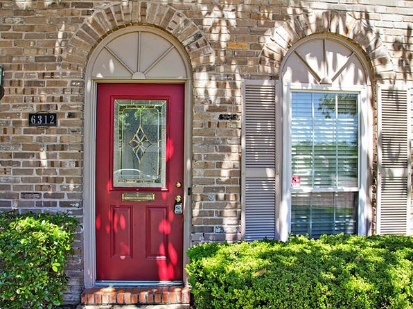 2 bed 2 bath Townhouse at 6312 Chevy Chase Dr Houston, TX, 77057 is for sale at 160k - 1 of 17