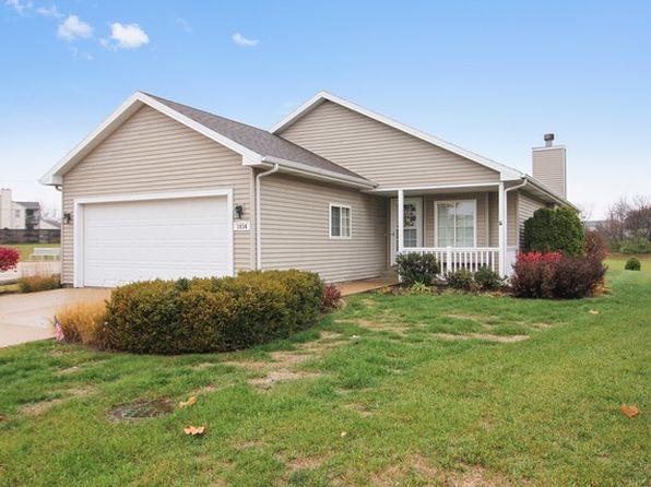 2 bed 2 bath Single Family at 1634 Amhurst Way Bourbonnais, IL, 60914 is for sale at 140k - 1 of 30