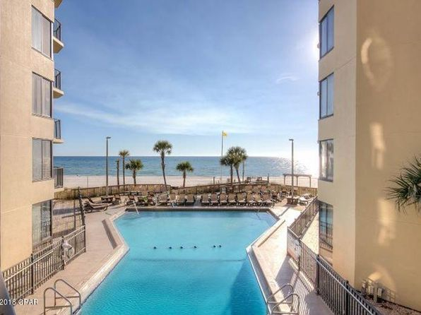 1 bed 1 bath Condo at 9850 S Thomas Dr Panama City Beach, FL, 32408 is for sale at 153k - 1 of 8